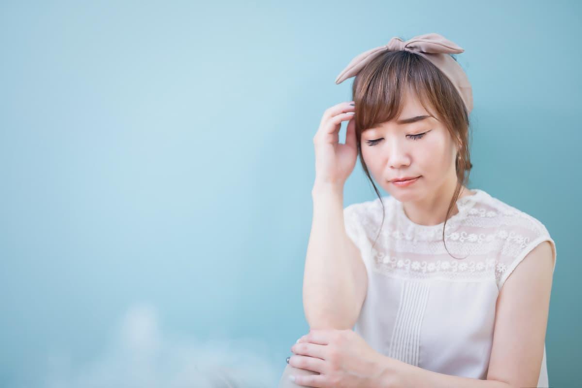 生理痛と生理前の辛い気持ちが、性格に関係している?!